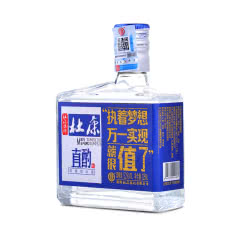52°杜康酒神直酌浓香型白酒杜康小酒小瓶聚会宴请125ml*1瓶装