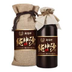 53°贵州茅台镇 郑酒师 纯坤沙12 酱香型白酒 固态纯粮 单瓶装500ml
