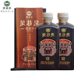 46°蒙特泉老酒坊五粮精酿 浓香型白酒粮食酒500ml(2瓶装)