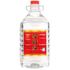 42°内蒙白酒蒙特泉桶装10斤白酒纯粮食酒5L 清香型低度白酒口粮酒散酒5000ml