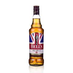 40°英国金铃喜乐致醇调配苏格兰威士忌700ml