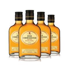 高司令苏格兰调配威士忌200ml*4
