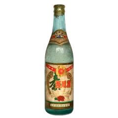 西凤酒西府牌 70年代高度 单瓶 陈年老酒 收藏白酒(年份  度数 模糊看不清,介意慎拍)