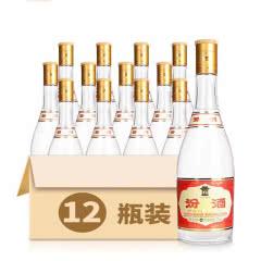 53°黄盖玻瓶汾酒475ml*12 (整箱装)