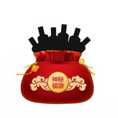 古井贡超值福袋(6瓶装)