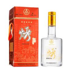 """【老酒特卖】45°五粮液股份公司 """"五星烤酒""""475ml(2012年)"""