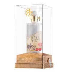 53° 汾酒臻品白酒清香型 475ml单瓶礼盒装带防伪