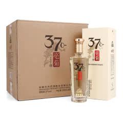 37°古井贡酒三十七度(-)亳菊酒 500ml(6瓶装)