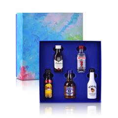 保乐力加酒伴礼盒(5支装)