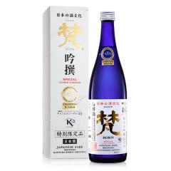 15°梵吟选纯米大吟酿日本清酒720ml