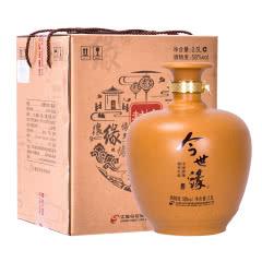 58°今世缘封坛珍藏白酒2.5L单瓶装(新老包装随机发货)