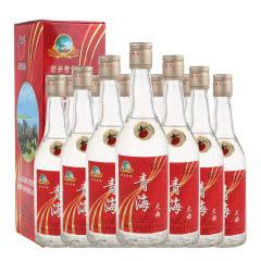 【老酒】 50°古井贡酒股份有限公司古井特制 青海大曲酒 500ml*12瓶装