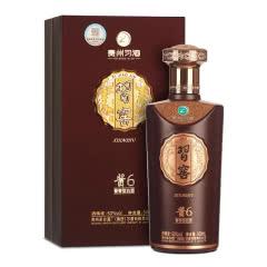 53°茅台集团 贵州习酒 习酒窖酱6 酱香型 白酒500ml