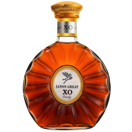 40°佳农大帝珍藏XO白兰地500mL(单瓶装)