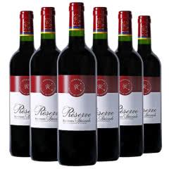 拉菲红酒 原瓶进口拉菲珍藏波尔多法定产区干红葡萄酒  750ml(6瓶装)
