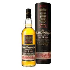 46°格兰多纳8年单一麦芽威士忌700ml