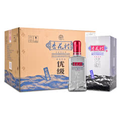 42°汾酒集团优级杏花村酒(升级版)500ml(6瓶装)