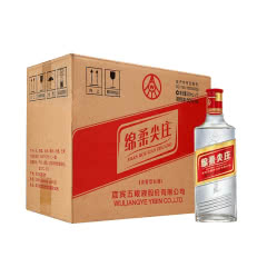 五粮液股份 尖庄50度白酒500ml*12整箱装