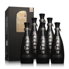 【老酒特卖】52°泸州老窖老窖老酒500ml*6(2011-2012年份)