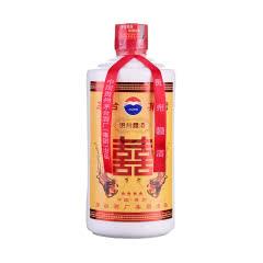 38°茅台集团贵州囍酒500ml(2003-2004年)白酒