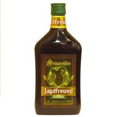 35度德国野格酒厂罐装进口耶格利口酒700ml