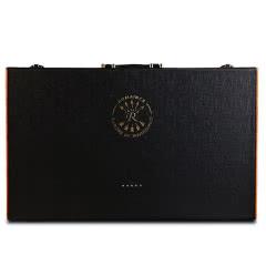 拉菲(LAFITE) DBR拉菲红酒礼盒 【不含酒】 黑色六支礼盒