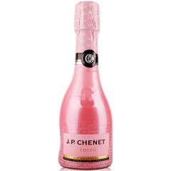 【女神礼物】法国进口 香奈J.P. CHENET冰爽桃红起泡酒 小支装200ml
