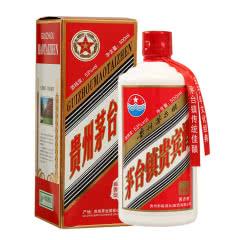 贵州酱香型白酒纯粮食原浆高粱酒贵宾白酒礼盒装500ml