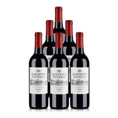 澳大利亚奔富洛神山庄设拉子干红葡萄酒750ml(6瓶装)
