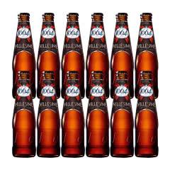 法国进口克伦堡凯旋1664啤酒 复古啤酒250ml(12瓶装)