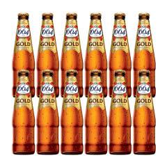 法国进口克伦堡凯旋1664啤酒 金标啤酒250ml(12瓶装)
