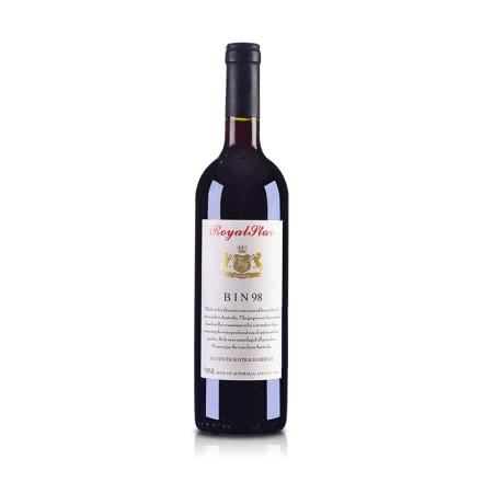 澳大利亚洛伊斯达梅洛 BIN98 干红葡萄酒750ml