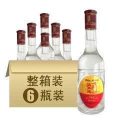 白云边富贵酒45度500mL白酒收藏酒送礼招待用酒团圆小酌酒 6瓶整箱