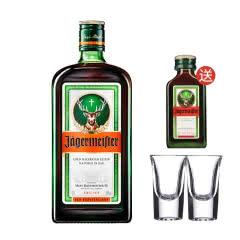 野格(Jagermeister) 德国进口洋酒 野格酒 野格利口酒700ml