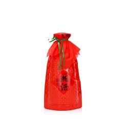 54度凤凰情湘酒(红)兼香型白酒500ml单瓶装