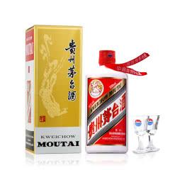 53°贵州茅台酒 飞天茅台酒 500ml 单瓶装(2019年)