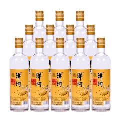 42°洋河 敦煌大曲 金敦煌 江苏产浓香型白酒 500ml*12 整箱装