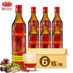 38度 致中和牌保健酒新饮法 500m*6瓶整箱6瓶装