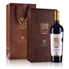 法国原瓶进口红酒2016梦特骑士城堡干红葡萄酒(正牌)750ml