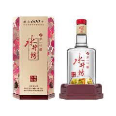 52°水井坊臻酿八号500ml单瓶装(新老包装随机发货)