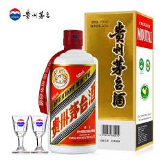 53°贵州茅台酒 飞天茅台酒 500ml 单瓶装 (2019年)