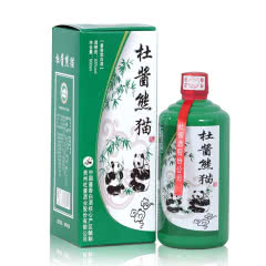 【杜酱官方】53°茅台镇杜酱熊猫酒 纯粮食坤沙老酒 500ml【杜酱股份】