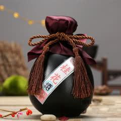 12°果酒露桃花 黑糯米 桑葚 玫瑰 樱桃 青梅 杨梅黄氏 刺梨 蓝莓桂花酒500ml单瓶