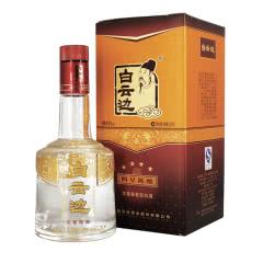 白云边酒四星陈酿纯粮固态发酵优级浓酱兼香型白酒250ml 单瓶