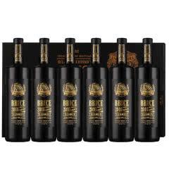 法国进口红酒朗格多克法定产区AOP级【齐肩瓶型】老藤珍酿干红葡萄酒整箱750ml*6瓶