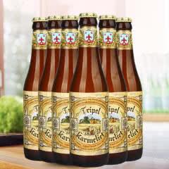 卡美里特三料啤酒Tripel Karmelit 比利时原瓶进口精酿啤酒330mL*6瓶