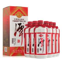 53°潭酒 精品 酱香型白酒整箱500ml*6瓶装