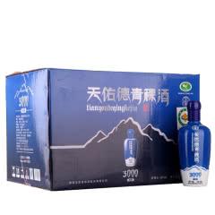 天佑德高原海拔3000青稞酒清香型43度500ml*6瓶整箱
