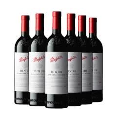 奔富( Penfolds)BIN28设拉子红葡萄酒750m*6瓶 整箱装 澳大利亚进口