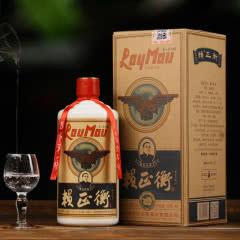 53°贵州赖正衡酱香型白酒5年坤沙老酒赖家高粱酒高度白酒500ml单瓶